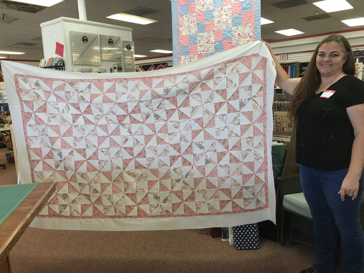 Please support your local quilt shop.